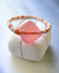 Surfer Girl Style, Watermelon Ring
