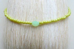 Surf Chic Bracelet, Lime